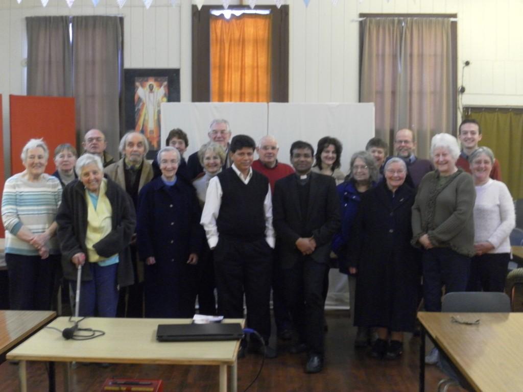 Seminar on Eucharist